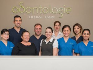 odontologie dental care staff