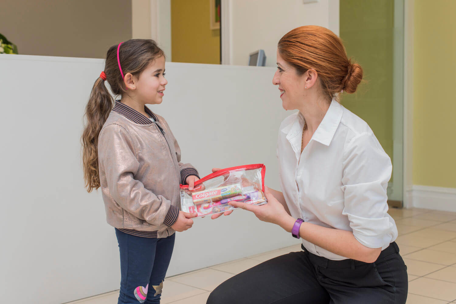 paediatric children's dentist